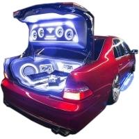 RDrive Gold'n'Bass - аккумуляторы для автозвука