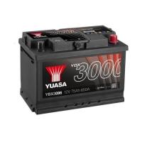 YUASA YBX3000 - усиленная SMF версия для классических автомобилей