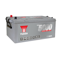 YUASA YBX5000 (SHD) - для европейской техники