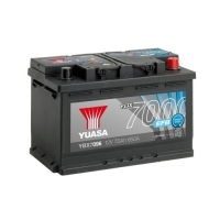 YUASA YBX7000 - EFB версия для автомобилей с системой Start-Stop
