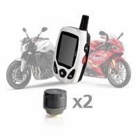 Датчики давления шин для мотоциклов