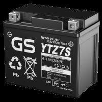 Аккумуляторы для скутеров GS Premium, серия YTZ (Япония)