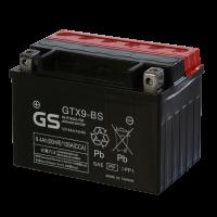 Аккумуляторы для квадроциклов GS Premium, серии GT, GTX (Тайвань)
