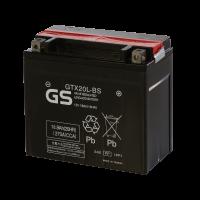 Аккумуляторы для снегоходов GS Premium, серии GT, GTX (Тайвань)