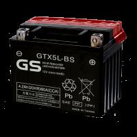 Аккумуляторы для электрогенераторов GS Premium, серии GT, GTX (Тайвань)