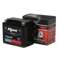 Мото аккумуляторы RDrive eXtremal Silver (активированные на заводе)