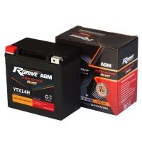 Аккумуляторы для квадроциклов RDrive eXtremal Gold