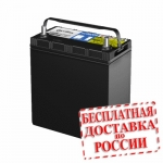 AGM аккумулятор ECO.R HV S34B20L-2018