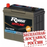 Аккумулятор RDrive SKYLINE WINTER SMF 75B24R-2016