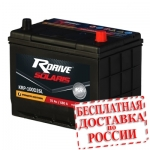 Аккумулятор RDrive SOLARIS POWER EDITION 100D26L (Корея)-2015