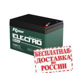 Тяговый аккумулятор RDrive ELECTRO VELO 6-DZF-12 (6-DZM-12)