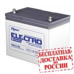 Лодочный аккумулятор RDrive ELECTRO Marine EMA12-80-2020