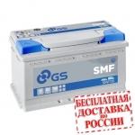 Аккумулятор GS SMF115 (L4, 82 EU)-2018