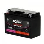 Гелевый мото аккумулятор RDrive eXtremal Iridium YT9B-4-2017