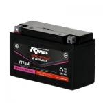 Гелевый мото аккумулятор RDrive eXtremal Iridium YT7B-4-2016