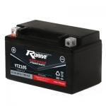 Гелевый мото аккумулятор RDrive eXtremal Platinum YTZ10S-2014
