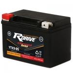 Гелевый мото аккумулятор RDrive eXtremal Gold YTX9-BS-2016
