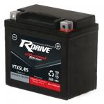 Гелевый мото аккумулятор RDrive eXtremal Silver YTX5L-BS-2016