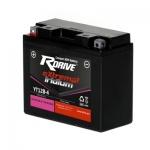 Мото аккумулятор RDrive eXtremal Iridium YT12B-4-2016