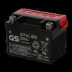Мото аккумулятор GS GT4L-BS