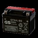 Мото аккумулятор GS GTX4L-BS