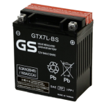 Мото аккумулятор GS GTX7L-BS