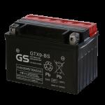 Мото аккумулятор GS GTX9-BS