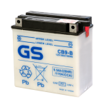 Мото аккумулятор GS CB9-B