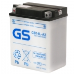 Мото аккумулятор GS CB14L-B2