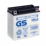 Мото аккумулятор GS CB9L-B