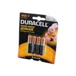 Батарейка щелочная DURACELL ААА