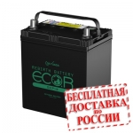 Аккумулятор ECO.R 40B19L-2018