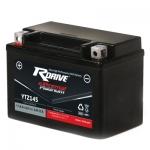 Гелевый мото аккумулятор RDrive eXtremal Platinum YTZ14S-2017