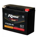 Гелевый мото аккумулятор RDrive eXtremal Gold YTX24HL-BS-2017