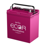 Аккумулятор ECO.R Revolution 55B20L / M-42 - 2018