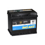 Аккумулятор INCI AKU SUPRA 60R (L2, 60 EU)