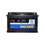 Аккумулятор INCI AKU SUPRA 75RS (LB3, 75 EU)