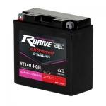 Мото аккумулятор RDrive eXtremal Iridium NANO GEL YT14B-4-GEL
