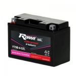 Мото аккумулятор RDrive eXtremal Iridium NANO GEL YT9B-4-GEL