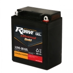 Мото аккумулятор RDrive eXtremal Gold NANO GEL 12N5-3B-GEL - 201