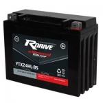 Мото аккумулятор RDrive eXtremal Silver YTX24HL-BS-2015