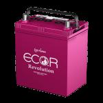 Аккумулятор ECO.R Revolution 55B20R / M-42R (Япония) - 2019