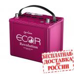 Аккумулятор ECO.R Revolution 95D23R / Q-85R (Япония) - 2019