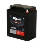 Мото аккумулятор RDrive eXtremal Silver 12N5-3B - 2018