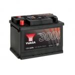 Аккумулятор YUASA YBX3078 (L2, 60 RU)-2018