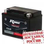 Мото аккумулятор RDrive eXtremal Platinum YTZ14S - 2019