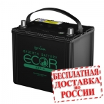 Аккумулятор ECO.R 60D23L-2019