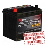 Аккумулятор RDrive SOLARIS DIESEL SMF 85D23R (Корея) - 2019