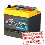 Аккумулятор RDrive SKYLINE Start-Stop + AGM S55D23L - 2019