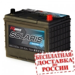Аккумулятор RDrive SOLARIS WINTER SMF 115D26L - 2019